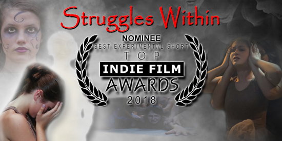 ifilmgroup Indie Awards Best  experimental Short Nomination.png