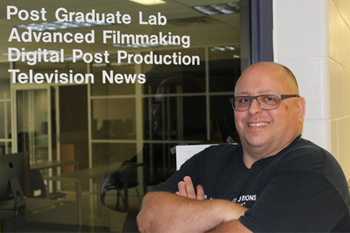 Matthew Marshall with Fanshawe College iFilmGroup.png