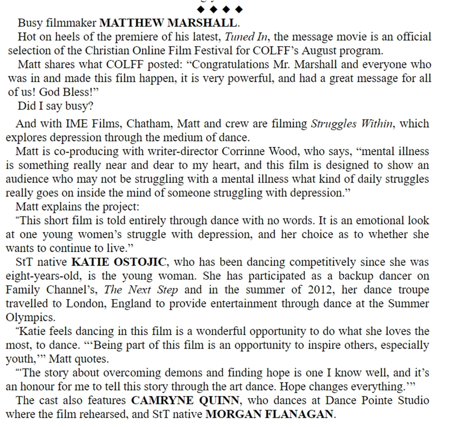 iFilmGroup St Thomas Times Journal Article Aug 19th Struggles Within.jpg