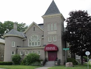 Elgin Theatre Guild, St. -Thomas, Ontario