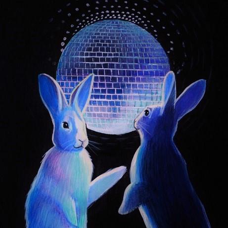 Disco Bunnies