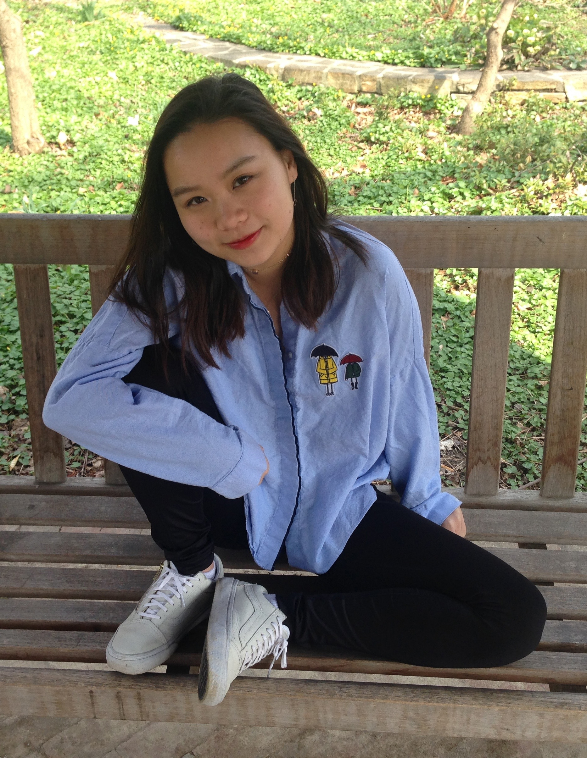 Shirley Lin (Honors)- 2019