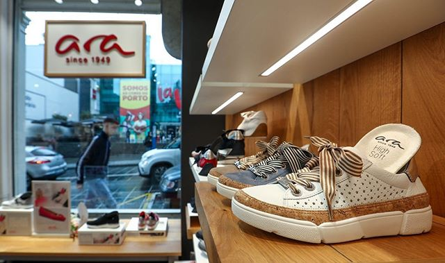 ARA shoes || Visual Merchandising || Regina Pinheiro Studio . . . @reginapinheirostudio_vm  @arashoes