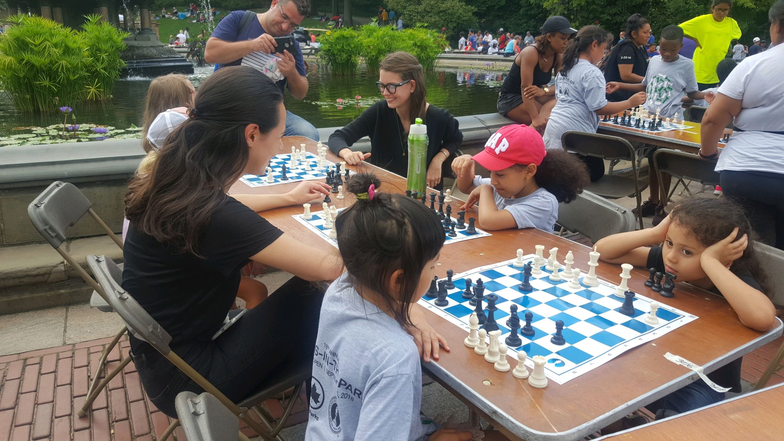 Chess-in-the-Park