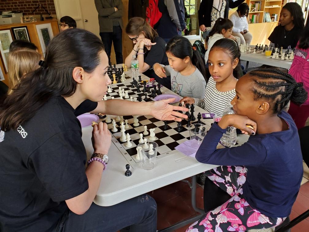 Girls To Grandmasters