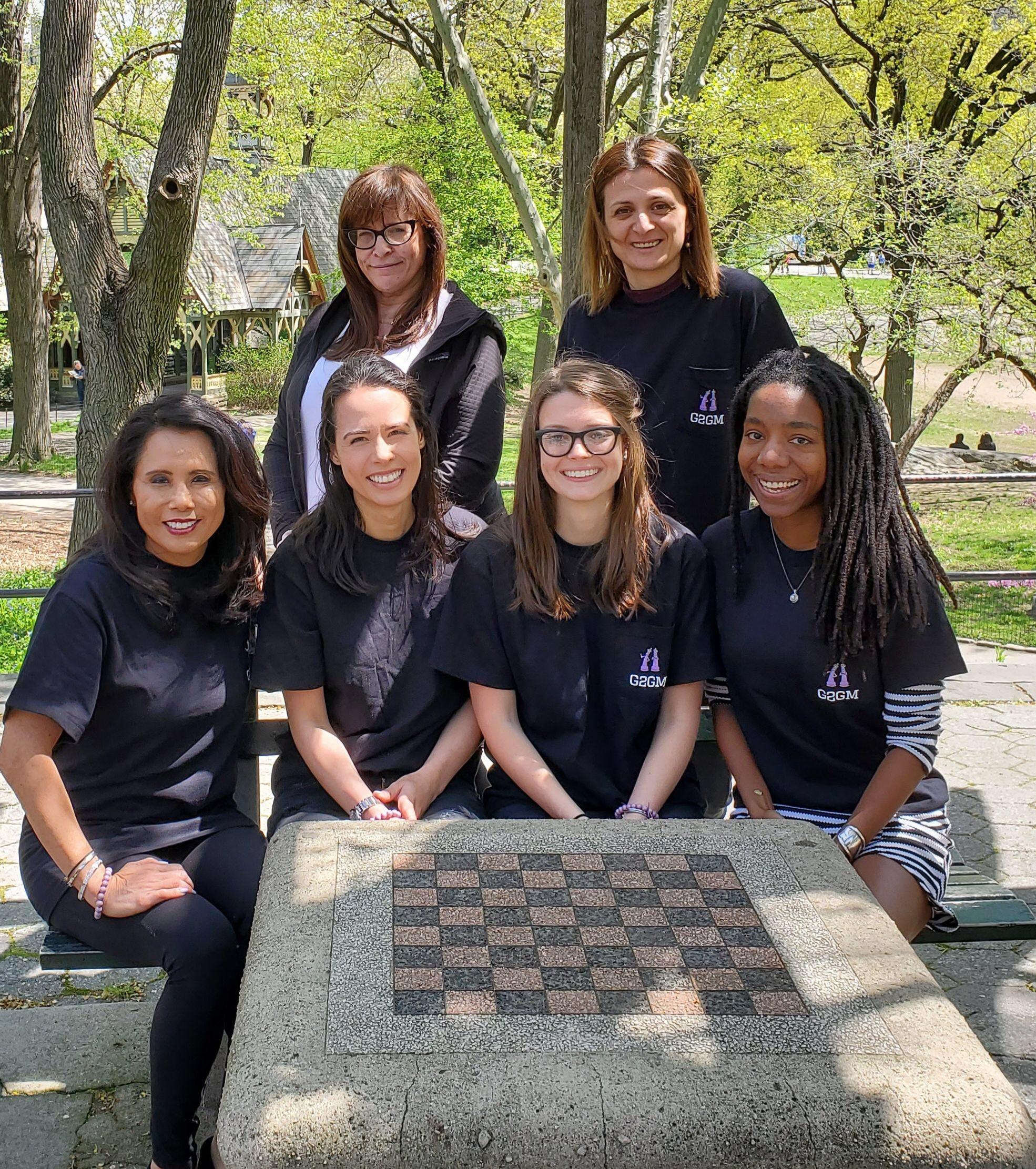 Girls of Girls To Grandmasters