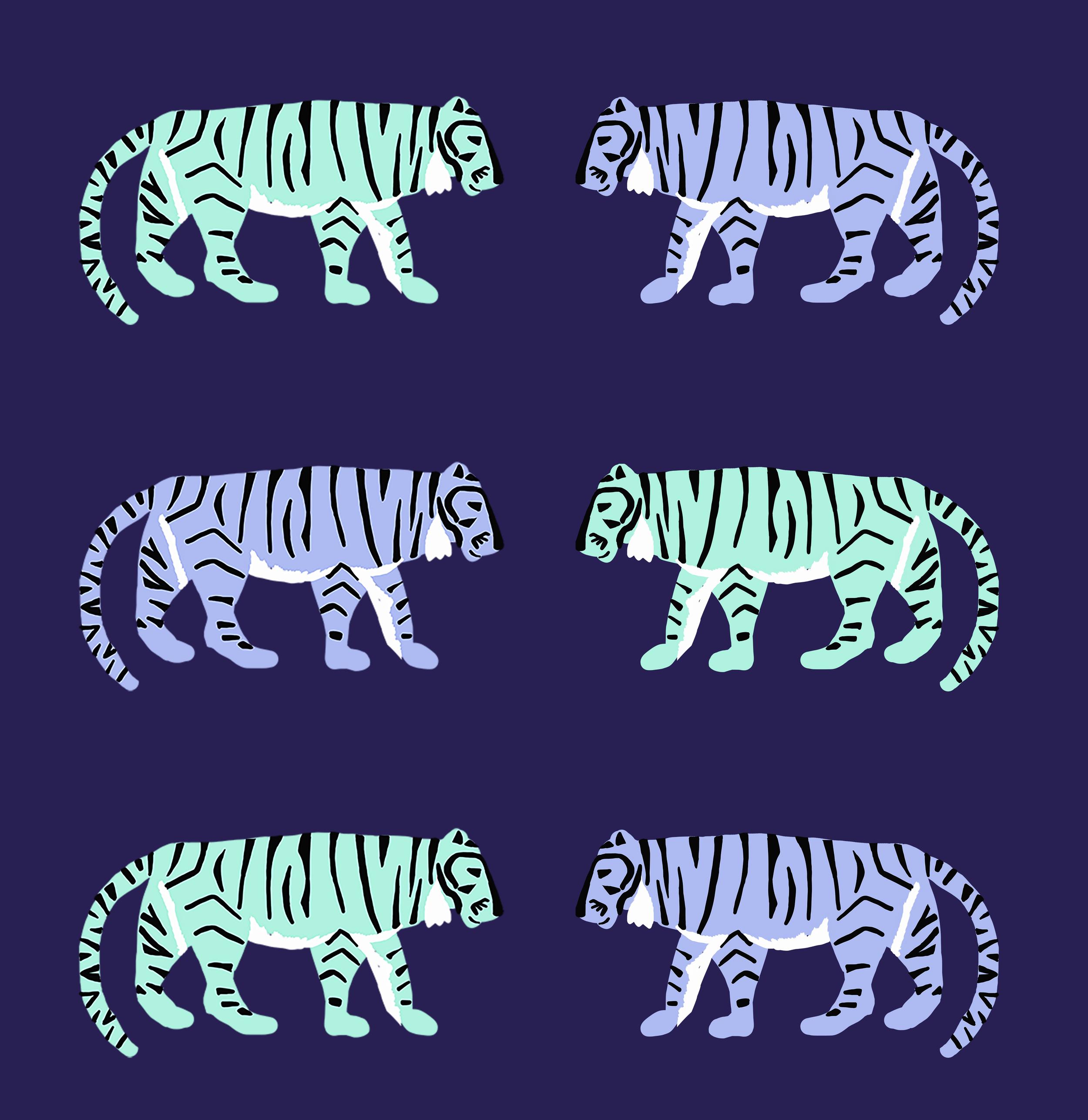 Tiger patternblue.png