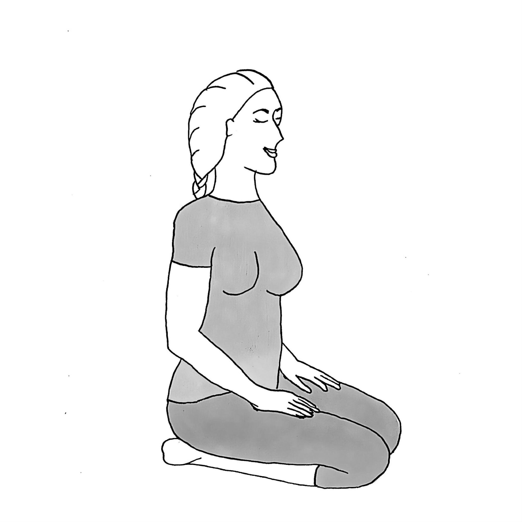 SEATED POSES -