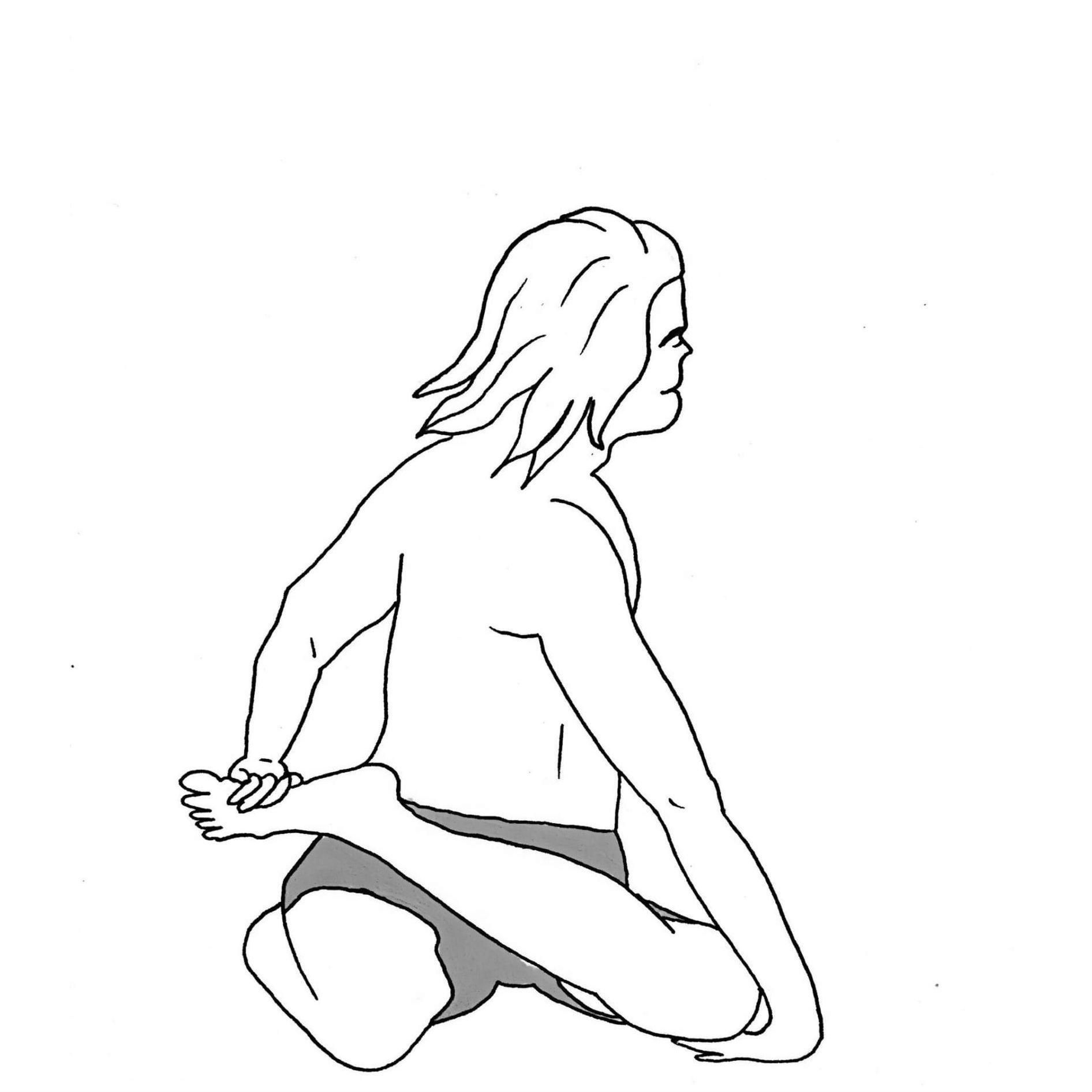 Bharadvaja's Twist - Bharadvaja 1