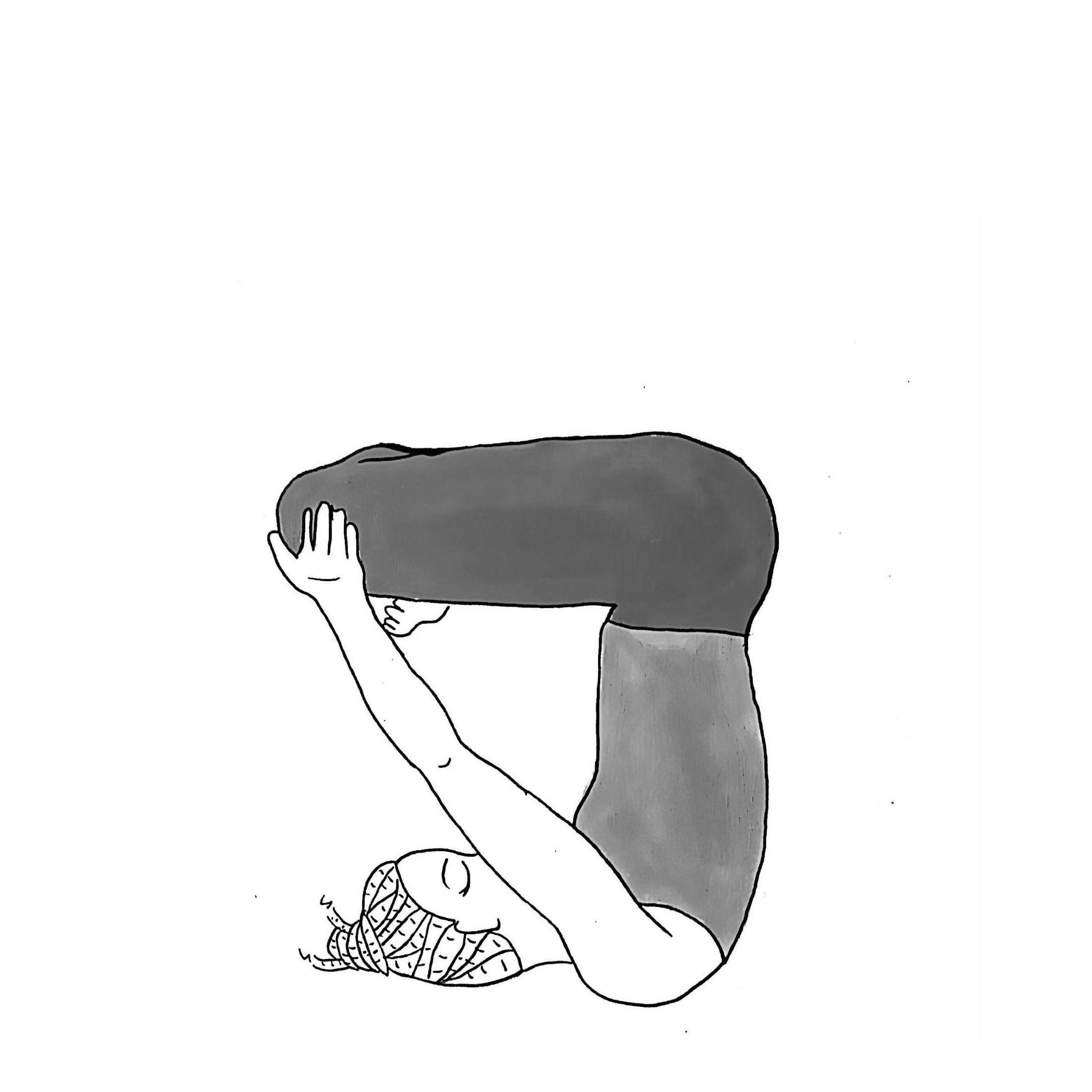 Upward Lotus - Urdhva Padmasana