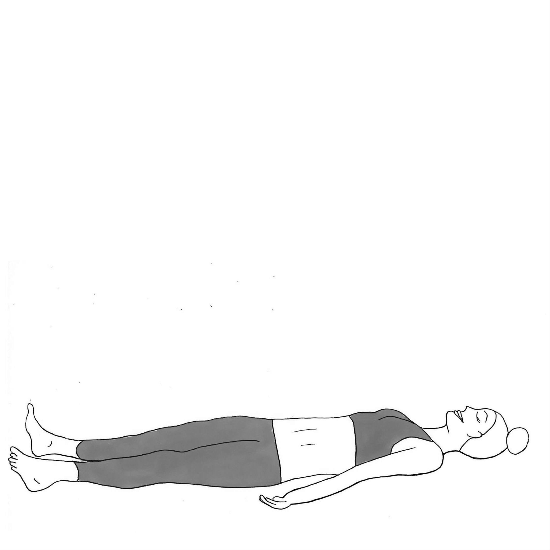 Corpse Pose - Shavasana