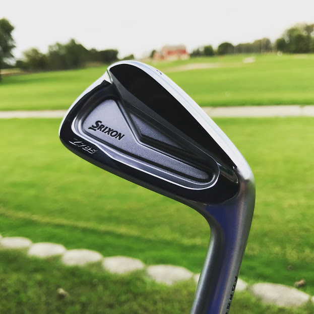 Srixon Z 785 Irons - players distance, players control, incredible forgiveness
