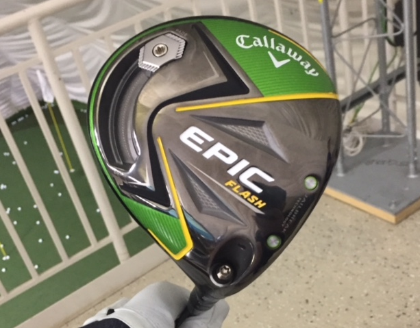 Callaway Epic Flash Driver - The future of design engineering