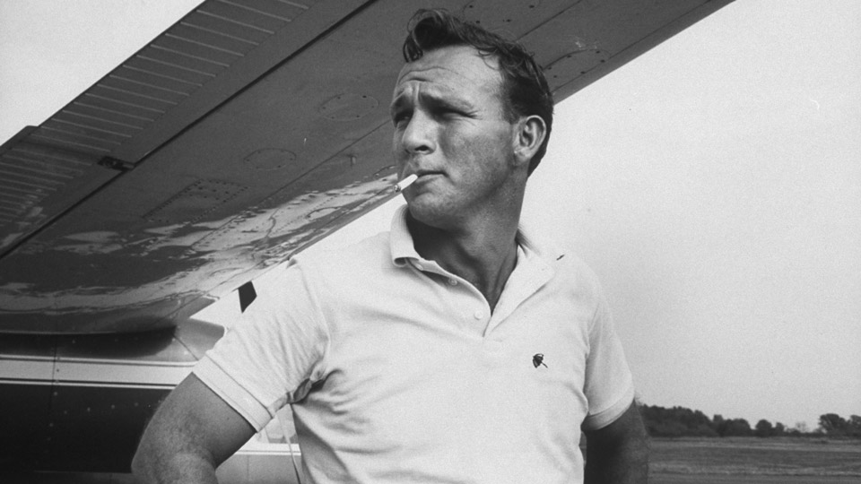Arnold Palmer is cooler than you'll ever be.