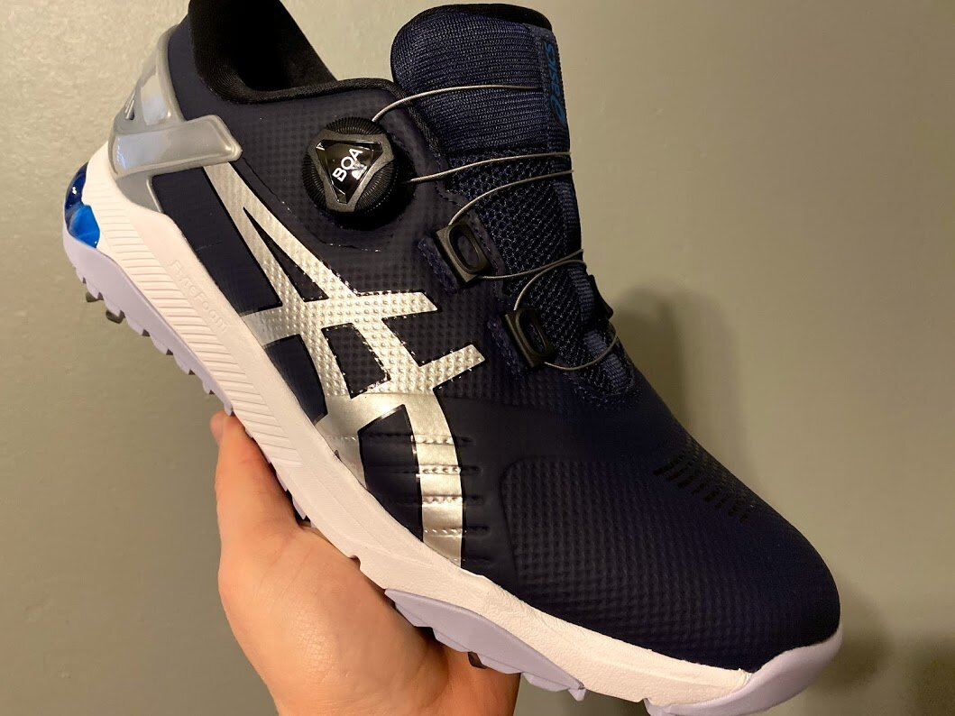 REVIEW: ASICS Gel Course Duo BOA Golf Shoes