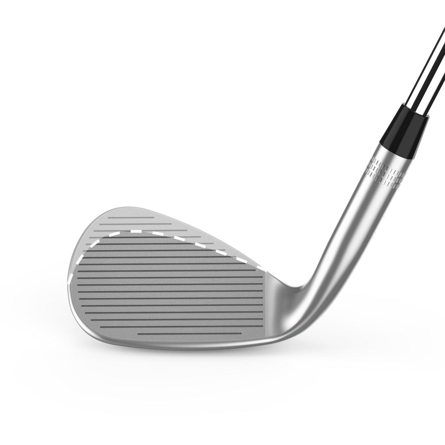 Quick Look Wilson Staff Model High Toe Wedges Golf