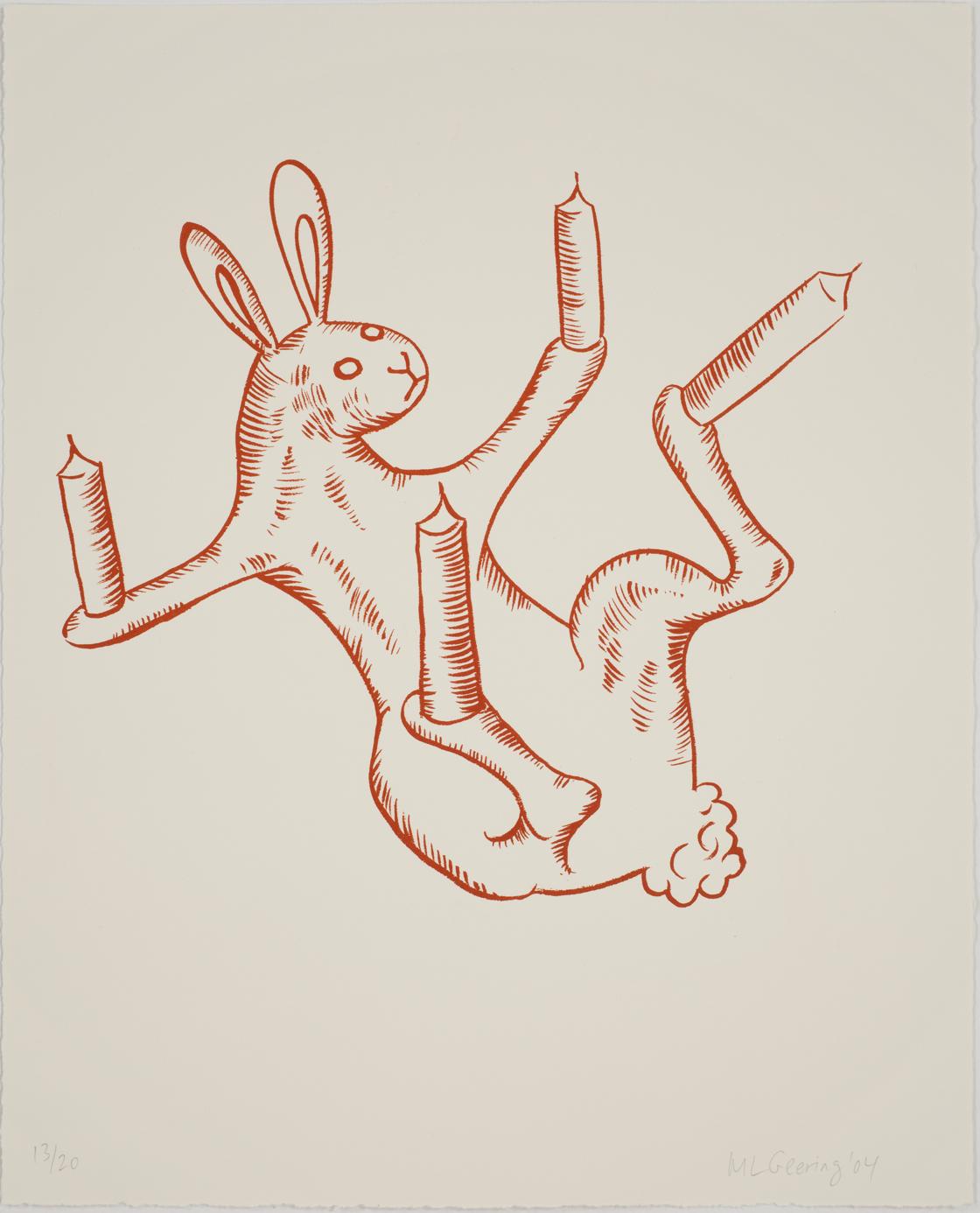 Stigmata Bunny