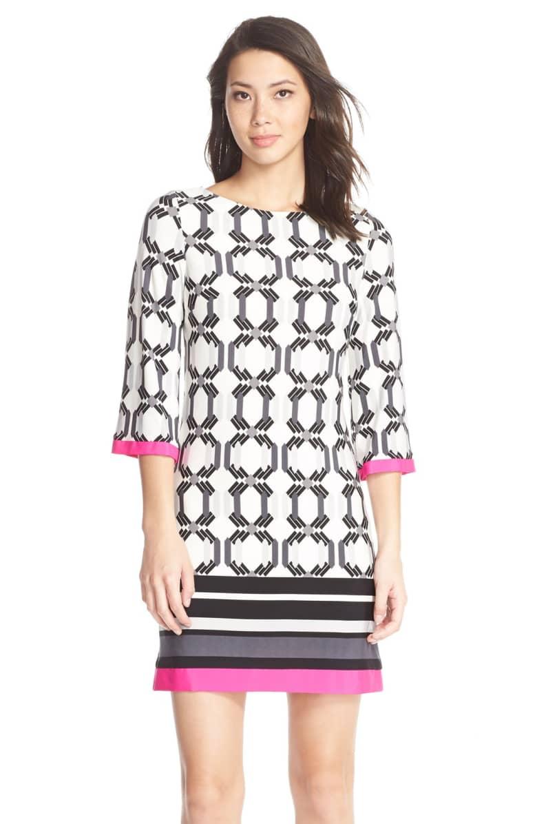 Jersey Shift Dress- $75