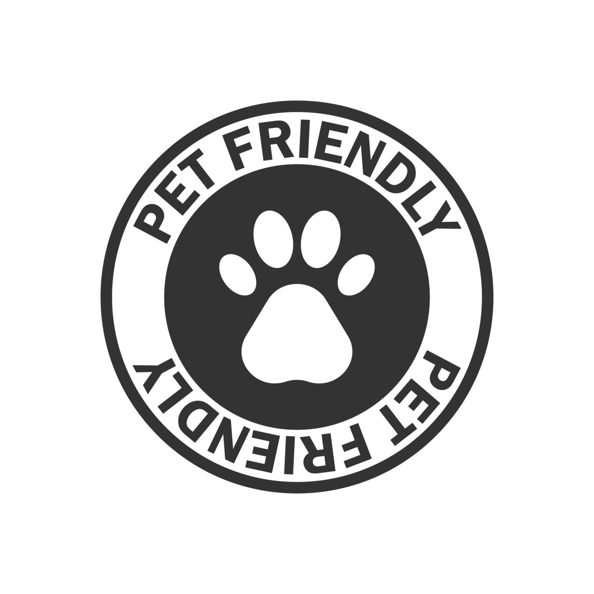 Guests are welcome to bring their fur friend on application -   Click here for more information