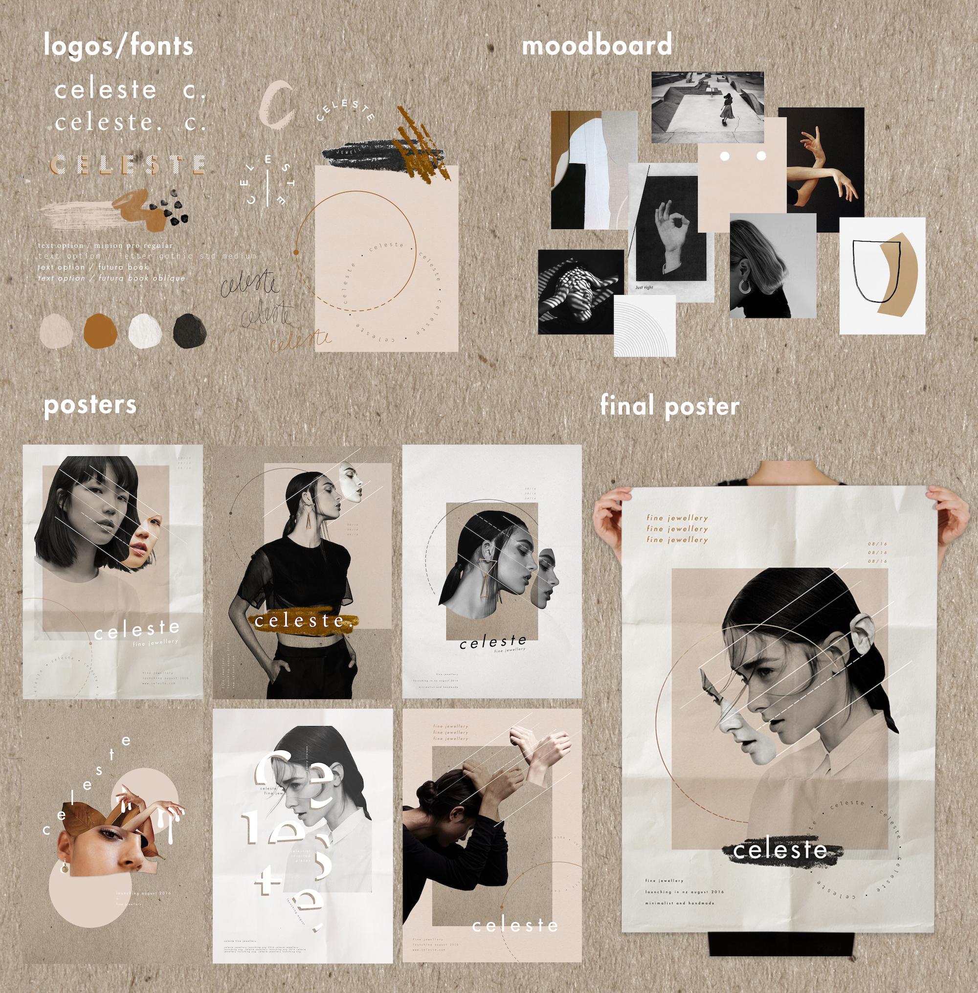 conceptual brand design