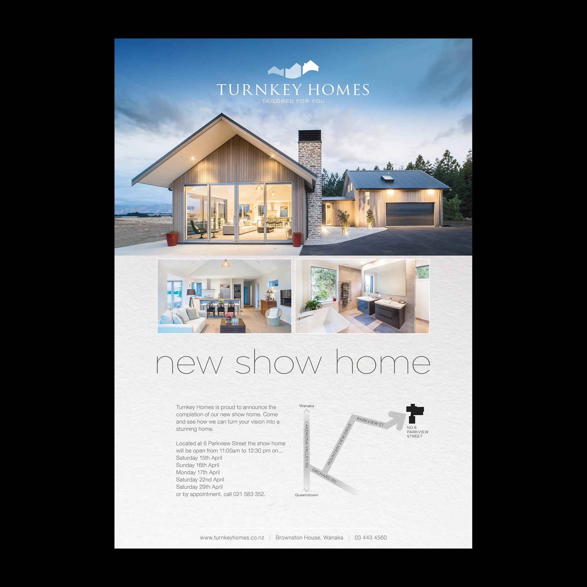 House builder marketing
