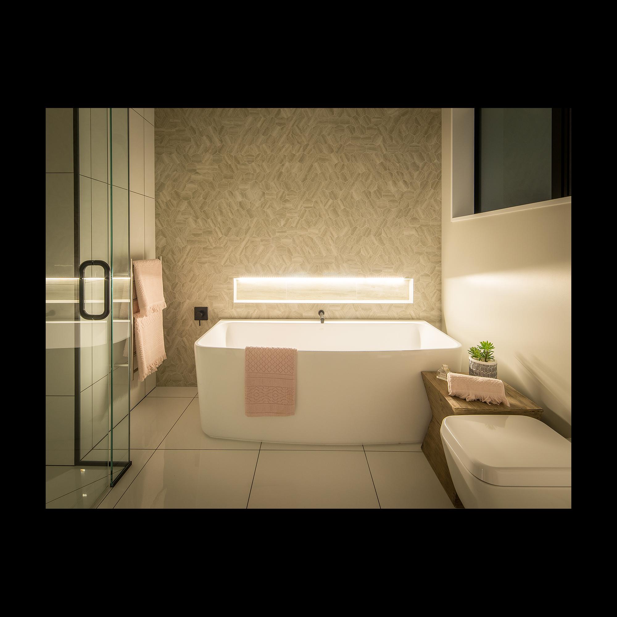 Chillin' in the bath