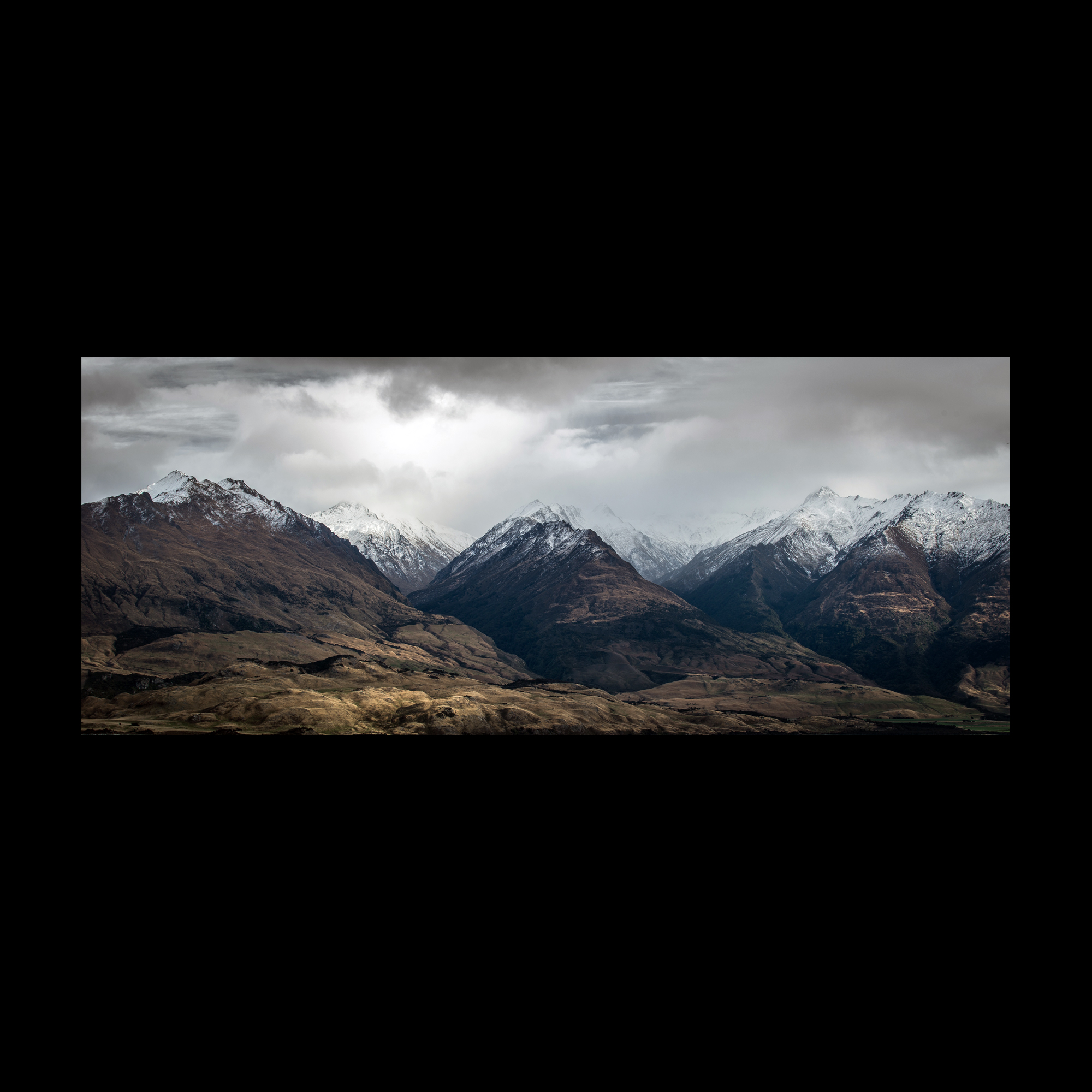 Wanaka mountains