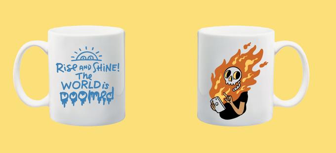 Mug - ... for our times