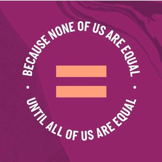 Happy International Women's Day.  #fightforjustice #noneofusarefreeuntilallofusarefree #noneofusareequaluntilallofusareequal #internationalwomensday #intersectionalfeminism #intersectionalornothing #inthistogether #211info #oregon #washington