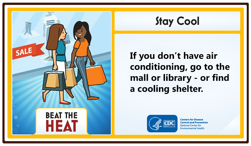 Click on the image for more info from the CDC.