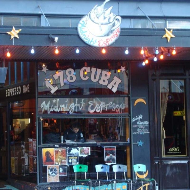 Wellington Cafes
