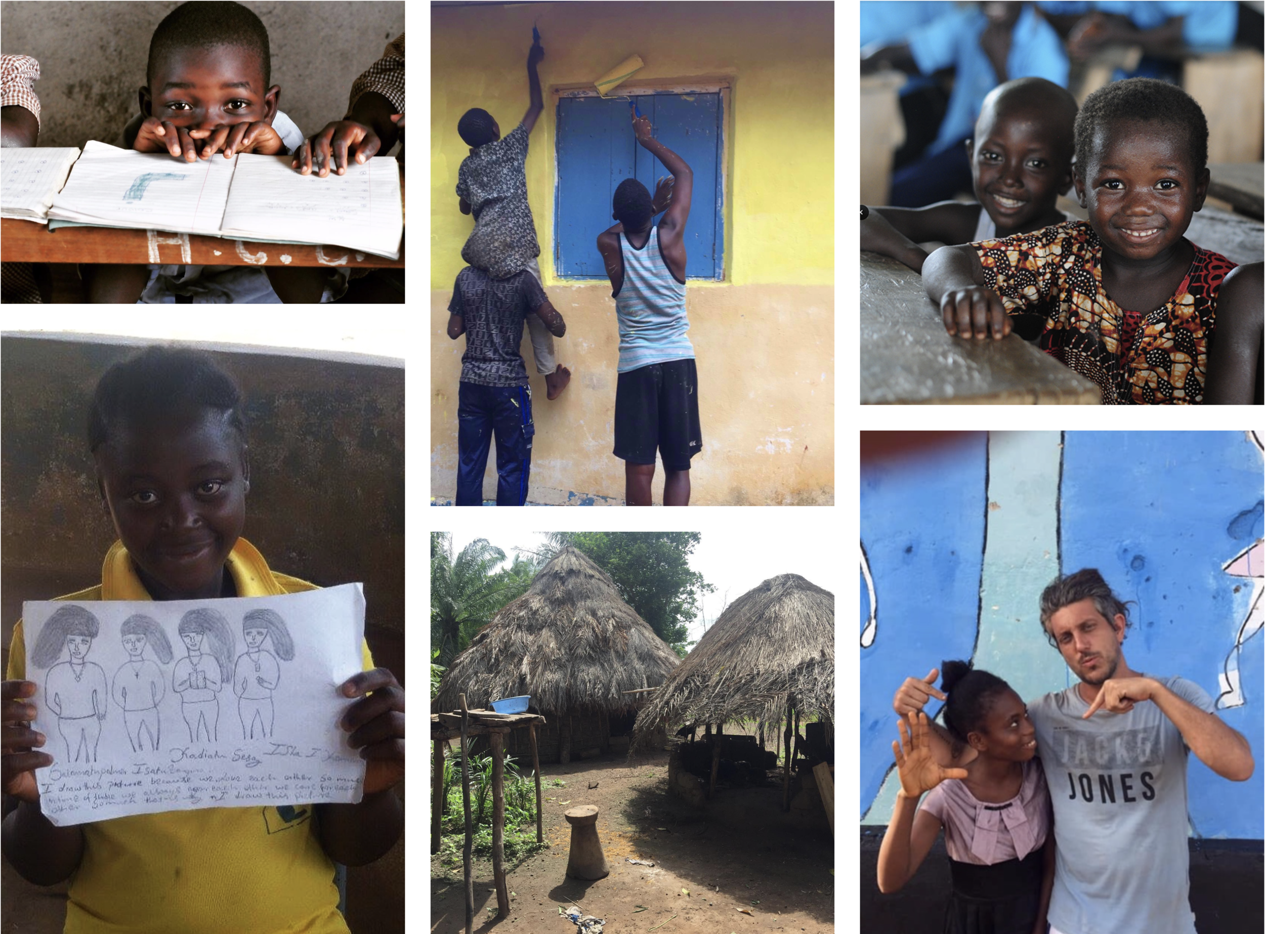colour our story sierra leone tombo orphfund