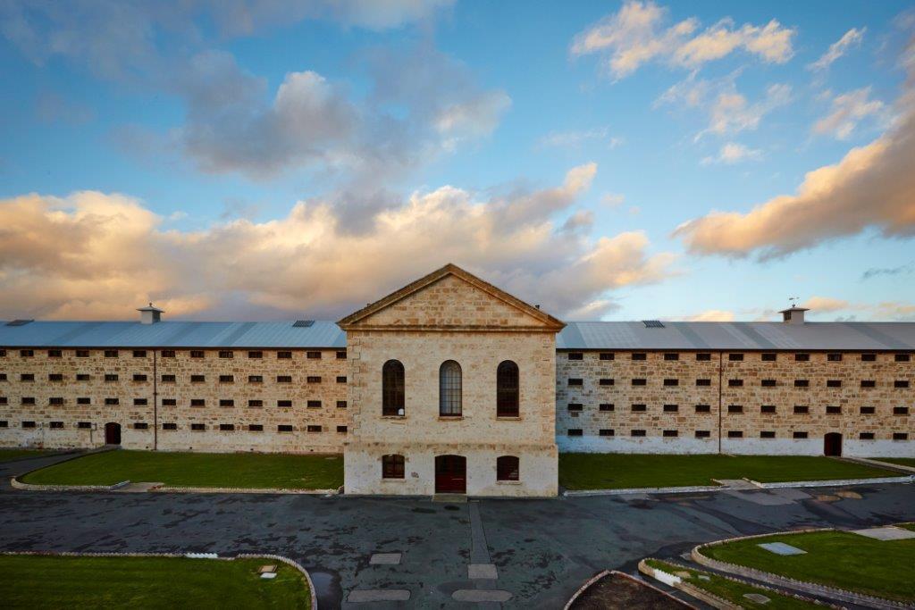 Fremantle Prison -