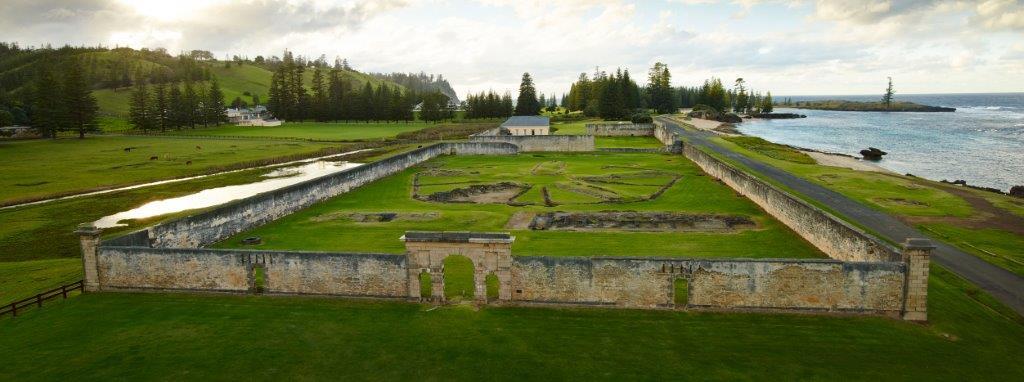 Kingston & Arthur's Vale Historic Site -
