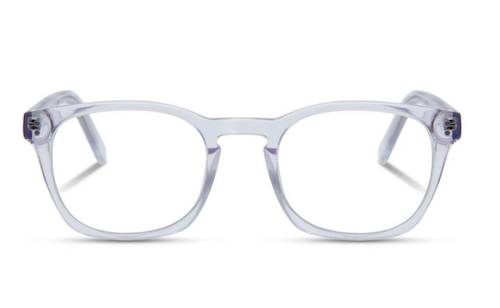 EXYRA Clear blue light blocking glasses, $98