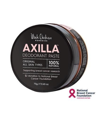 AXILLA Deodorant Paste Original - Pink Edition, $18.50 AUD
