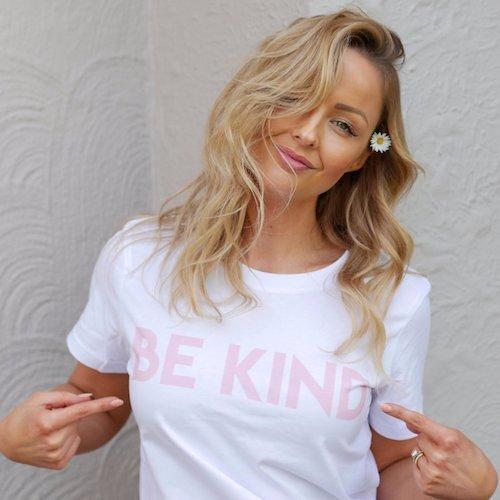 KIND IS COOL, NBCF Janice Womens T-shirt, $49.95