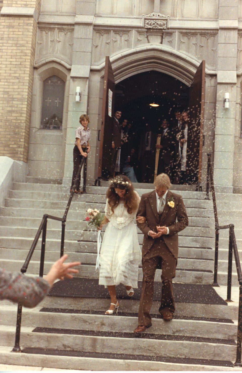 Karen & Gary Wedding