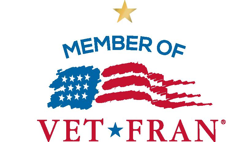VetFran 1 Star Member Logo.png