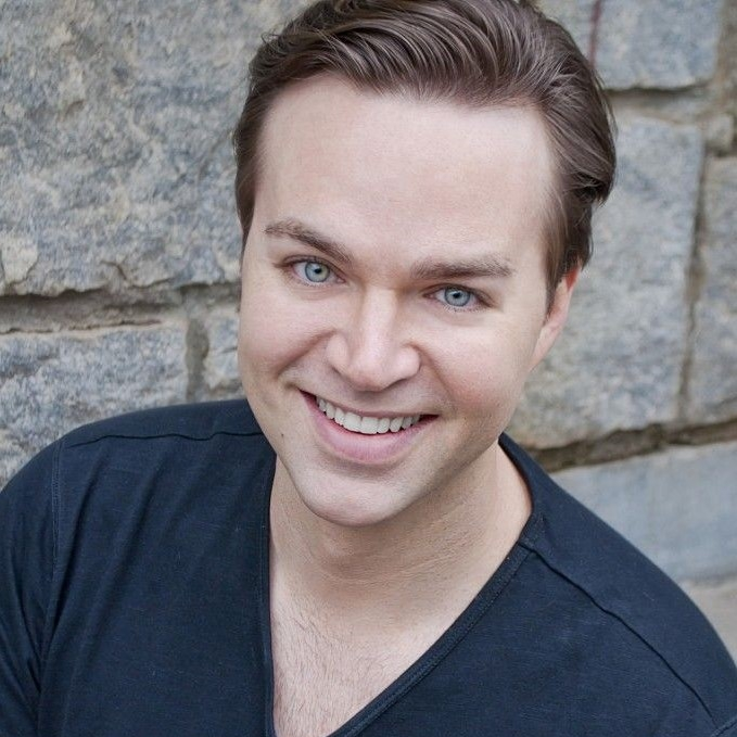 Tenor Wesley Morgan - plays the role of Stuntman (Friederich)