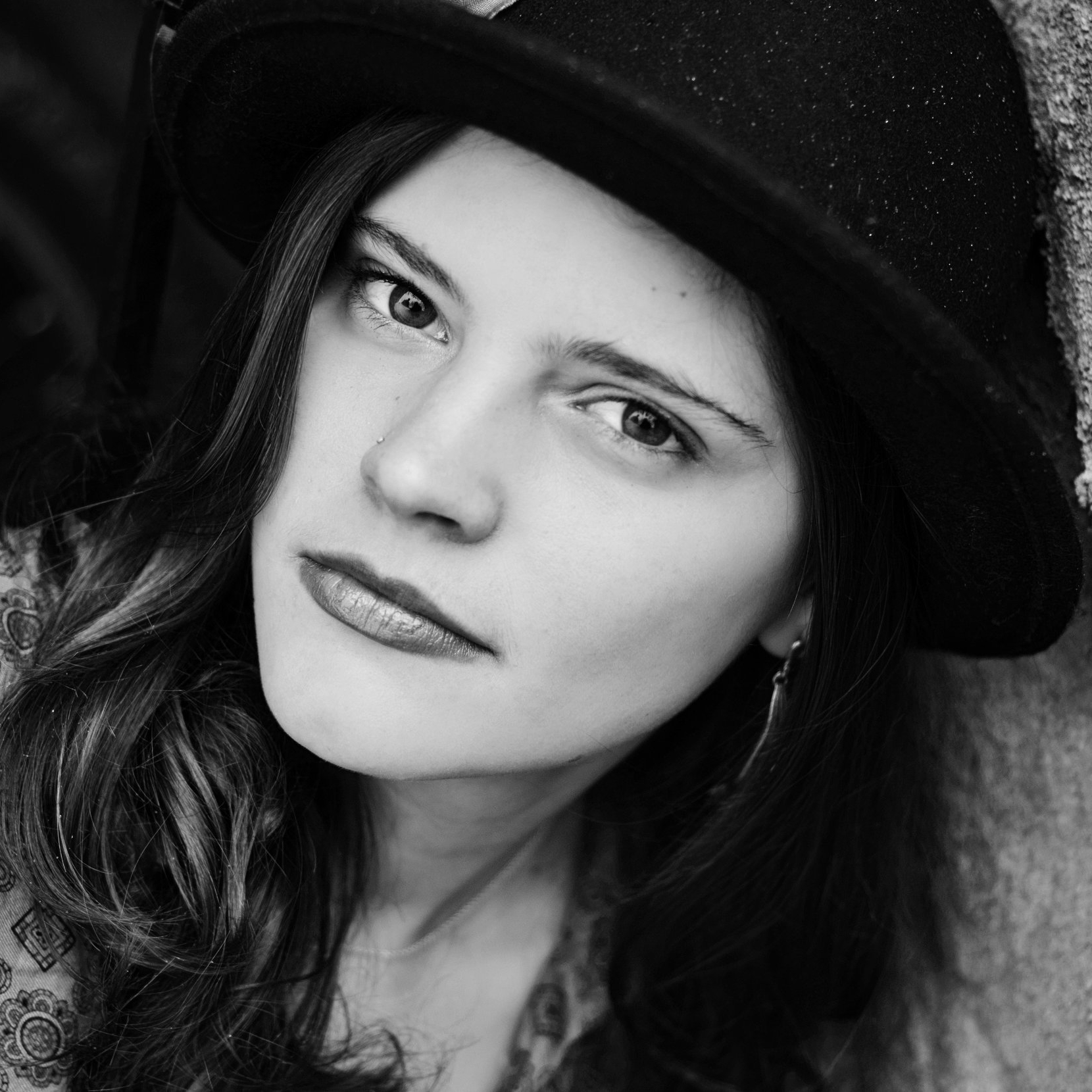 Soprano Anaïs Naharro-Murphy - plays the role of Director