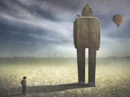 City Limits - Ben Goossens