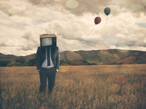 TV Man - Michael Vincent Manalo