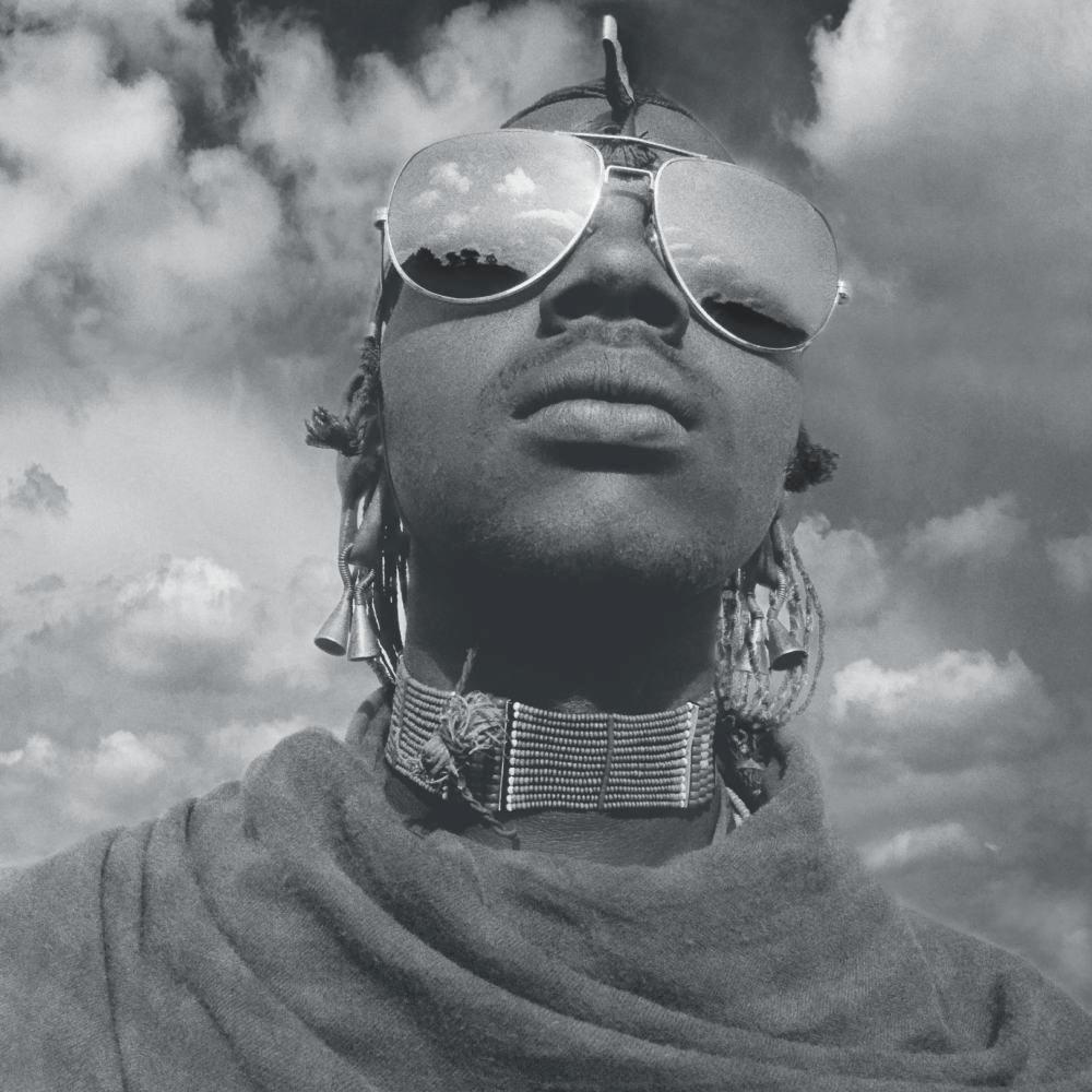 Masai Cool -Tanzania 1980