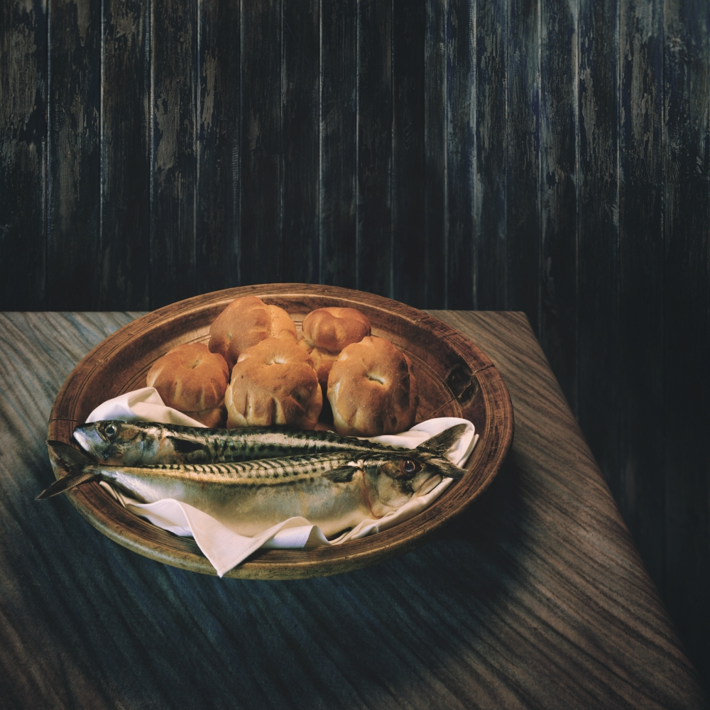 Loaves & Fishes - Advertising Campaign 1990