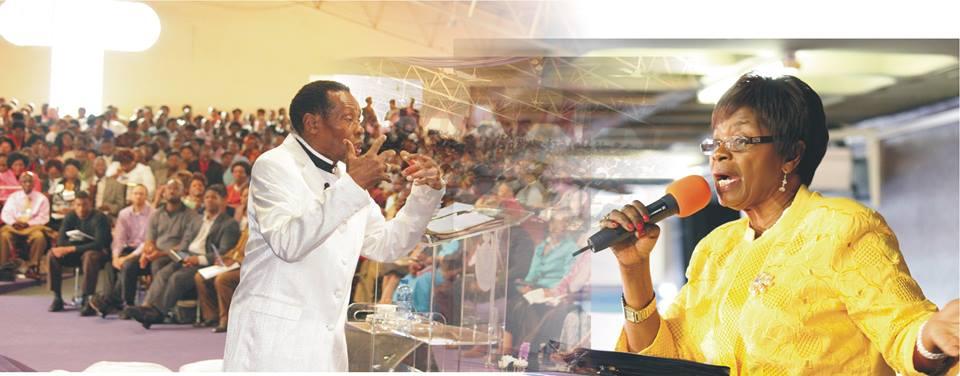 Archbishops Ezekiel & Eunor Guti