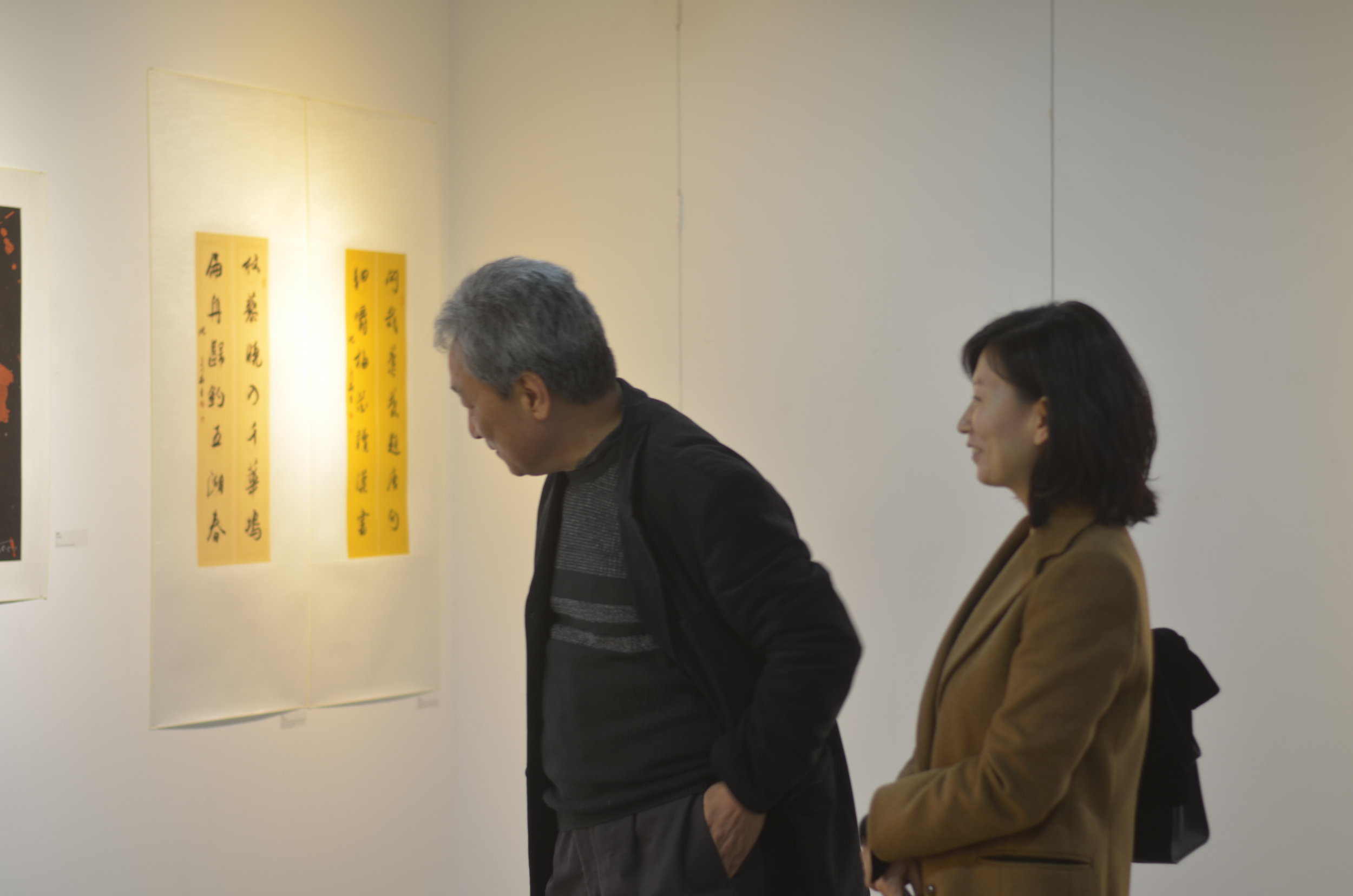 It was great experience not only for audiences, but also for Korean as well as Chinese artists to enjoy each other's works.