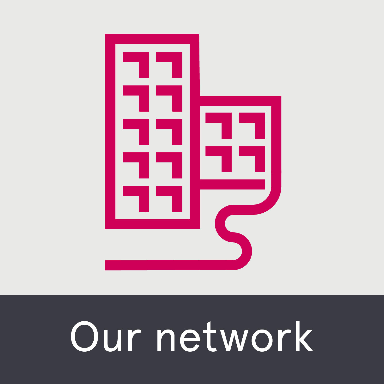 Our network