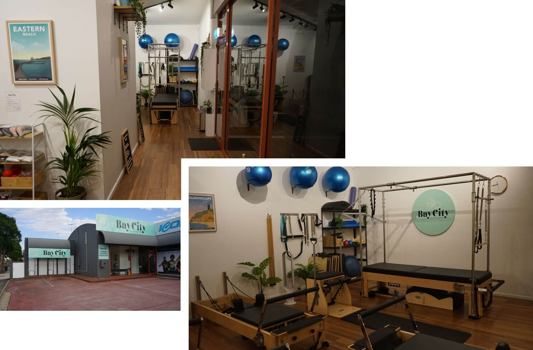 Bay City Health Group - Osteopathy & Pilates Geelong: Clinic Pics 2