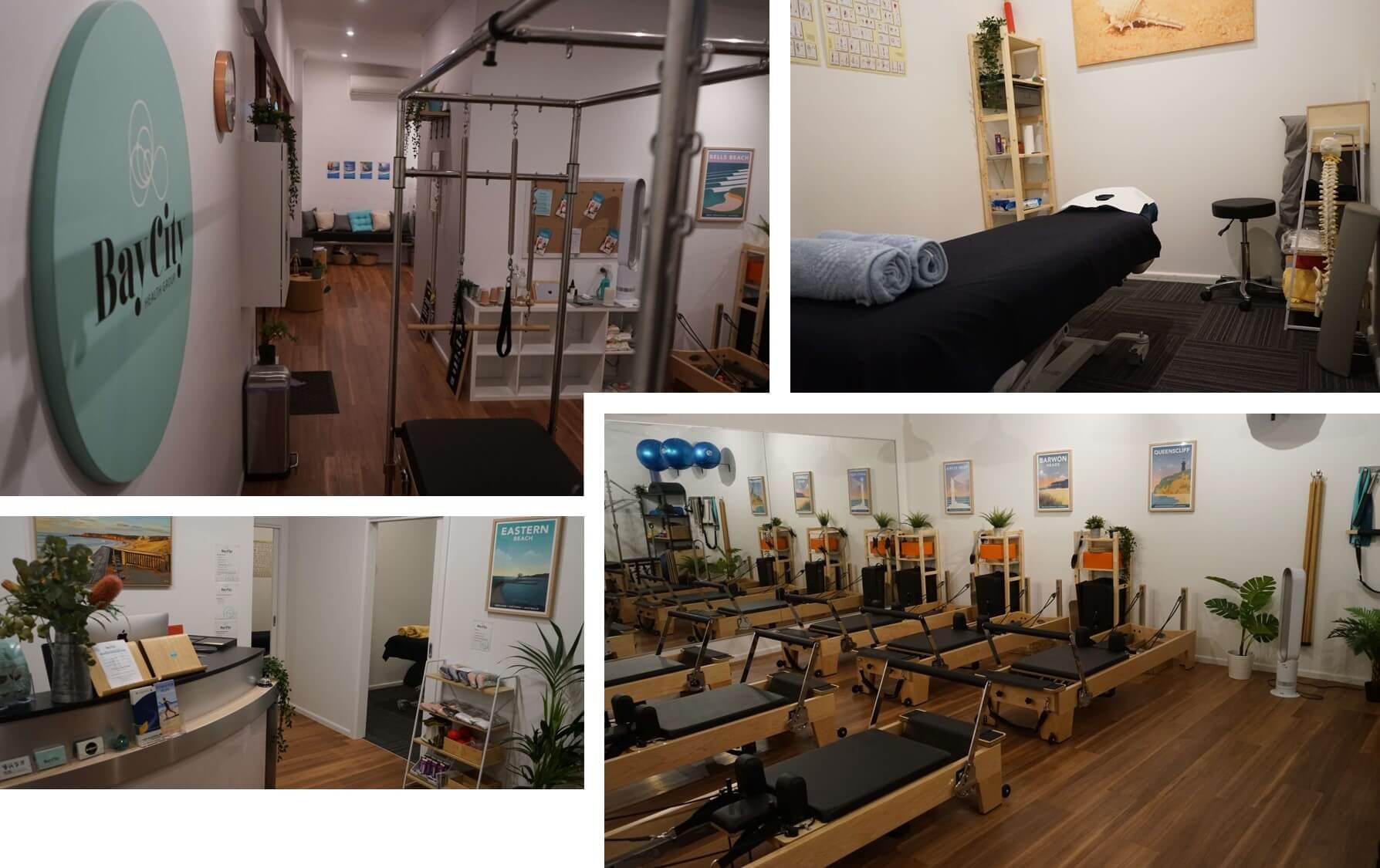 Bay City Health Group - Osteopathy & Pilates Geelong: Clinic Pics